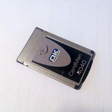 PCMCIA SmartCard Reader Writer Omnikey CardMan 4040 Chipkartenleser
