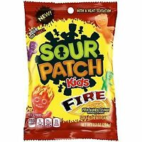 Sour Patch Kids Fire Chewy Soft Sweets USA American Candy Import 113g bag