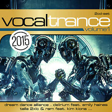 Compilation Trance Musik CD