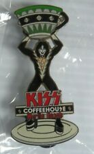 KISS COFFEEHOUSE PIN SEALED PETER CRISS