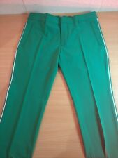J Lindeberg Gusten Micro Stretch Golf Trousers - Green - 32/30