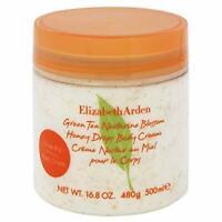 Green Tea Nectarine Blossom Elizabeth Arden Body Cream N Cap Damaged 16.8 Oz (5
