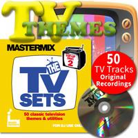 Mastermix Classic Cuts Presents TV Sets Top Up Vol 2 CD - 80s 90s & 00s Themes