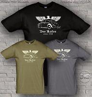 Classic beetle t-shirt bug 1302 1303 muscle fans kaefer air cooled boxer t-shirt