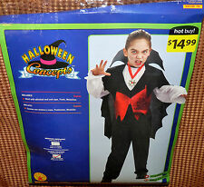 Vampire costume - boys large (12-14) - Rubie's 881998 - HALLOWEEN NIP
