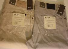 Unifarbene BRAX Herrenhosen mit regular Länge