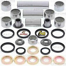 All Balls Swing Arm Linkage Bearings & Seals Kit For Kawasaki KXF 450 2011 MotoX