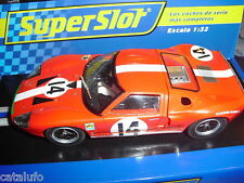 Superslot S3630 FORD GT 40  1957 nuevo  NEW