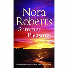 NORA ROBERTS ___ SUMMER PLEASURES ___ BRAND NEW PAPERBACK __ FREEPOST UK