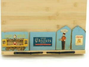 American Flyer S Gauge Mini Craft 271 or 750 News Stand for Parts or Fix