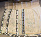 Antique Chinese Qing Dynasty Silk Robe Skirt China Asian Textile Embroidered