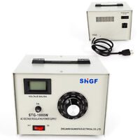1000W 0-300V Variac Auto Transformer AC Variable Voltage Regulator Metered TOP