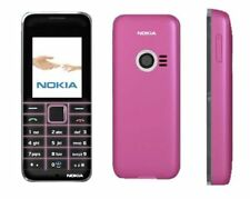 PINK NOKIA 3500cb FIDO CARRIER MOBILE CELL PHONE CELLULAR POCKET SMALL CANDY BAR