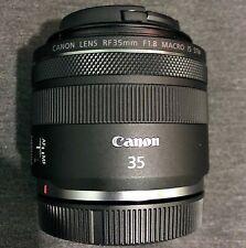 Canon RF 35mm F1.8 Macro IS STM Camera Lens