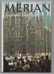 "#11.190# MERIAN ""Mailand – Lombardei"" - April 1971"