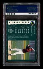 1992 CLASSIC DEREK JETER DRAFT PICKS CARD # 6 PSA 9