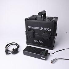Godox LP-800X Lithium Ion Power Inverter For Studio Flash Heads