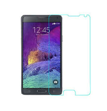 NEW Ballistic Tempered Glass Screen Protector Guard For Samsung Galaxy Note 4