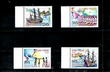 CABO VERDE,  2006, SLAVERY, SHIPS,  4v.MNH,