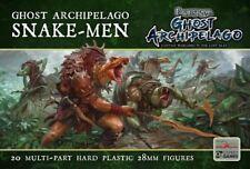 FGAP02-  FROSTGRAVE ARCHIPELAGO SNAKE-MEN - PULP - AZTEC - SHIPPING NOW