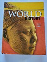 High School World History 2011 Survey Student Edition Grade Ellis & Esler.    B1