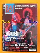 rivista RARO 147/2003 Led Zeppelin Patty Pravo Slowdive Franco Simone  No cd