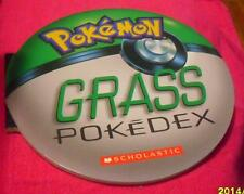 Pokemon - Pokedex - Grass LOCAL FREEPOST ch sc 0614