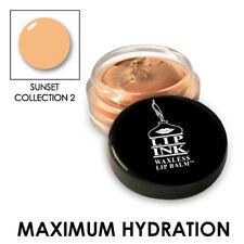 LIP INK Organic Tinted Lip Balm Moisturizer - Sunset - 2