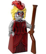 The Lego Movie Collectible Minifigure Series 12 Calamity Drone#1 cowboys indian