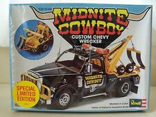 REVELL - MIDNITE COWBOY - CUSTOM CHEVY WRECKER / TOW TRUCK - MODEL KIT (SEALED)