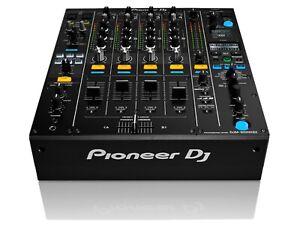 Pioneer DJM-900NXS2 4 Channel DJ Mixer