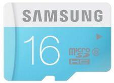 Cartes mémoire Samsung microsdhc pour téléphone mobile et assistant personnel (PDA), 16 Go