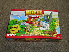 HOTEL TYCOON : REAL ESTATE GAME : By ASMODEE 100% COMPLETE IN VGC (FREE UK P&P)