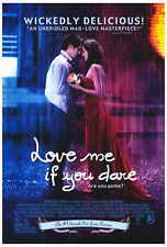 Love me si te atreves Movie Poster 27x40 Guillaume Canet Marion Cotillard que Thibault