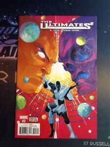 Ultimates 2 (2016 Marvel) #3 VF/NM (CBU054)
