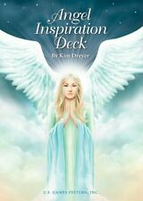 ANGEL INSPIRATION DECK CARDS MESSAGES  by Kim Dreyer CAT ResQ