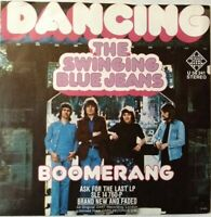 "SWINGING BLUE JEANS ⚠️Unplayed⚠️1974-7""-Dancing/Boomerang-Telef..-U56341-Germany"