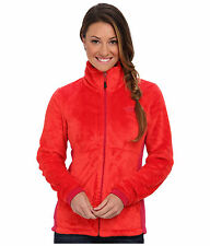 New Women's The North Face Ladies Osito Tech Jacket Rambutan Pink Large