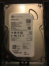 "SeaGate 1TB Hard Drive ST1000DM003  3.5"" SATA Desktop PC"