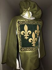 the three musketeers Carnival Tabard Reinassance Knight Royal Soldier NWT