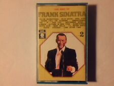 FRANK SINATRA The best of vol. 2 mc cassette k7 ITALY COME NUOVA LIKE NEW!!!