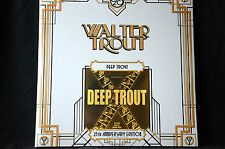 Walter Trout Deep Trout 25th Anniversary Edition 2 x 180g vinyl LP New + Sealed