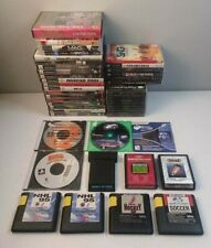 Wholesale Video Game Lot Playstation PS1 PS2 PS3 PSP Gameshark Sega Switch