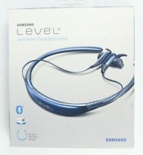 "New listing Samsung Level U Wireless Headphones- Around the Neck Design Blue ""New"""