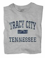 Tracy City Tennessee TN T-Shirt EST