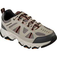Skechers Mens Crossbar Water Repellent Walking Hiking Trainer Shoes Size UK 8-10