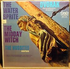 MONO SEALED  CLASSICAL LP A. DVORAK THE WATER SPRITE THE MIDDAY WITCH HUSSITE OV