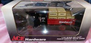 Ace Hardware 1:33 scale Pierce-Arrow Truck Bank diecast