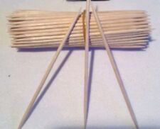Cocktail Sticks / Tooth Picks / Mini Meat Skewers Qty 100