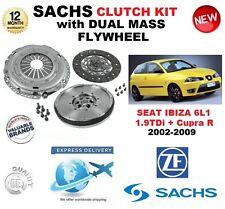 Para Seat Ibiza 6L1 1.9 TDI + Cupra R 2002-2009 Kit de embrague con volante de inercia & Pernos